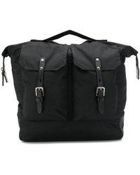 Ally Capellino Frank Backpack - Black