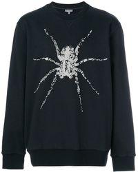 Lanvin スウェットシャツ - ブラック