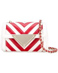 Sara Battaglia - Mini Elizabeth Crossbody Bag - Lyst