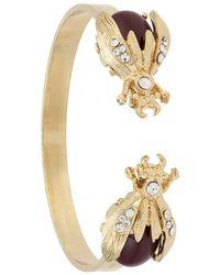 Olympiah Alverare Apliqué Bracelet - Metallic