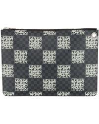 Louis Vuitton 2015 プレオウンド ポシェット Christopher Nemeth クラッチバッグ - ブラック