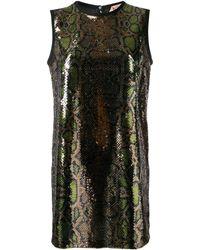 N°21 - スパンコール ドレス - Lyst