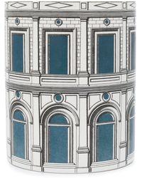 Fornasetti Profumi Palazzo Celeste Scented Candle - White