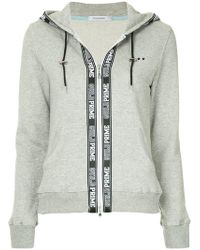 Guild Prime - Logo Print Zipped Hoodie - Lyst