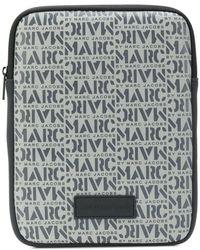 Marc By Marc Jacobs - Logo Print Laptop Case - Lyst