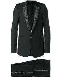 Givenchy - Sequin Lapel Suit - Lyst