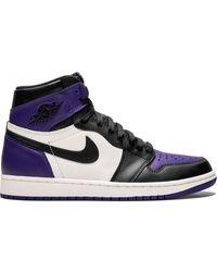 Nike Air 1 Retro High Og Court Purple