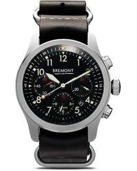 Bremont Alt1 -p2 43mm 腕時計 - ブラック