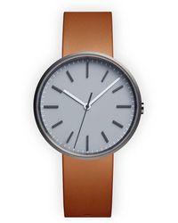 Uniform Wares Часы 'm37 Precidrive' С Тремя Стрелками - Многоцветный