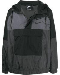 Nike ウインドブレーカー - ブラック