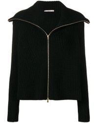ODEEH - Long Sleeved Cardi-coat - Lyst