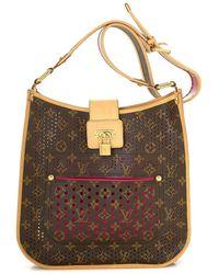 Louis Vuitton Sac porté épaule Musette Limited Edition pre-owned - Marron