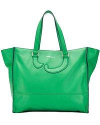 Societe Anonyme Hug Tote Bag - Green