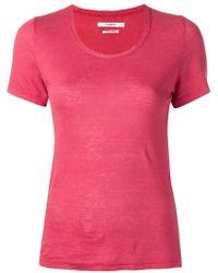 Étoile Isabel Marant - Short-sleeved T-shirt - Lyst