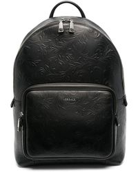 Versace - Рюкзак С Тисненым Узором Barocco - Lyst