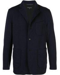 Engineered Garments シングルジャケット - ブルー