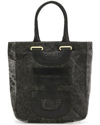 Boutique Moschino Chic Tote Bag - Black
