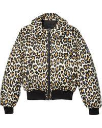 Marc Jacobs Куртка-пуховик - Коричневый