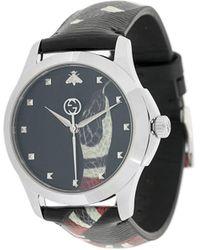 Gucci Le Marche Watch - Black