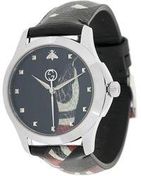 Gucci Часы 'le Marche' - Черный