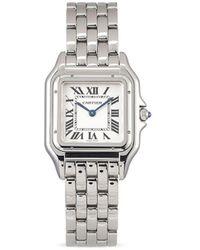 Cartier Наручные Часы Panthère Pre-owned 37 Мм 2020-го Года - Многоцветный