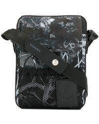 Lanvin - Printed Shoulder Bag - Lyst