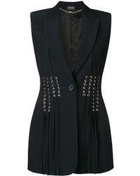 Alexander McQueen - Sleeveless Blazer-style Jacket - Lyst