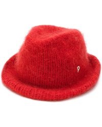 Dondup - Furry Effect Hat - Lyst