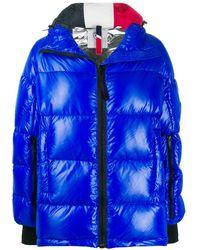 Rossignol オーバーサイズ パデッドジャケット - ブルー