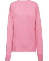 Prada カシミア セーター - ピンク