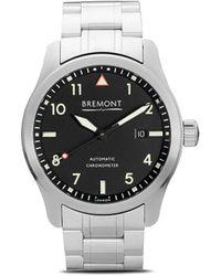 Bremont Наручные Часы Solo Black 37 Мм - Черный