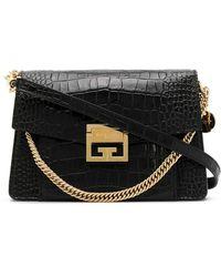 Givenchy Gv3 ショルダーバッグ - ブラック