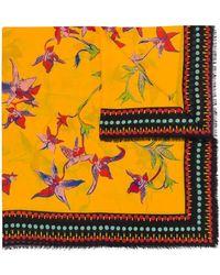 LaDoubleJ - Orchidea スカーフ - Lyst