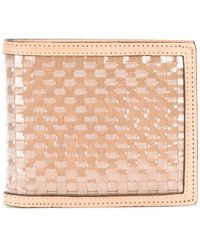 Maison Margiela - Textured Billfold Wallet - Lyst