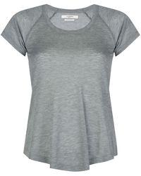 Étoile Isabel Marant T-shirt Anette - Gris
