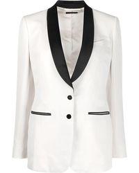 Tom Ford Satin-lapel Tuxedo Jacket - Multicolor