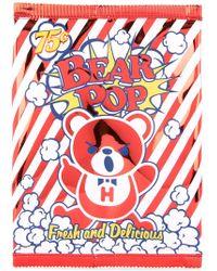 Hysteric Glamour - Bear Popcorn Clutch Bag - Lyst