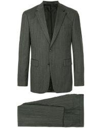 Cerruti 1881 - Striped Two-piece Suit - Lyst