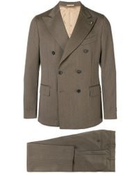 Gabriele Pasini - Double Breasted Suit - Lyst