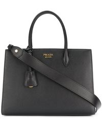 Prada - Medium Galleria Tote Bag - Lyst