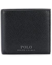 Polo Ralph Lauren 二つ折り財布 - ブラック
