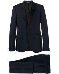 Givenchy シングルスーツ - ブルー