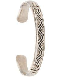 Gas Bijoux Matis Armband - Metallic