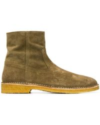 Isabel Marant - Suede Ankle Boots - Lyst