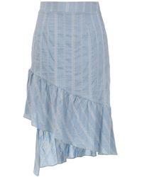 Olympiah Fiora Skirt - Синий