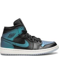 """Nike - Wmns Air 1 Mid """"iridescent"""" - Lyst"""