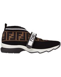 Fendi - Rockoko Sneakers - Lyst