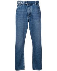 Off-White c/o Virgil Abloh - Loose Fit Jeans - Lyst