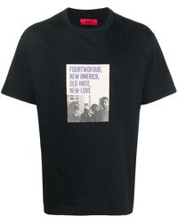 424 - ロゴ Tシャツ - Lyst