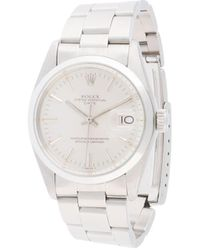 Rolex Orologio Oyster Perpetual Date 36mm Pre-owned - Metallizzato